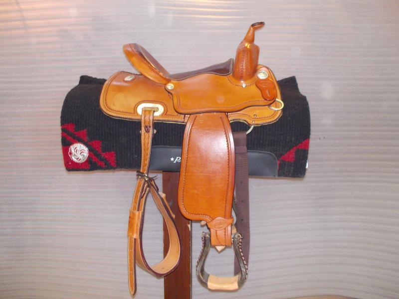 Image #5 (Roping Saddles)