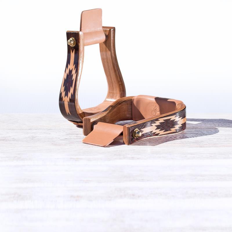 Nettles - Designer Stirrups