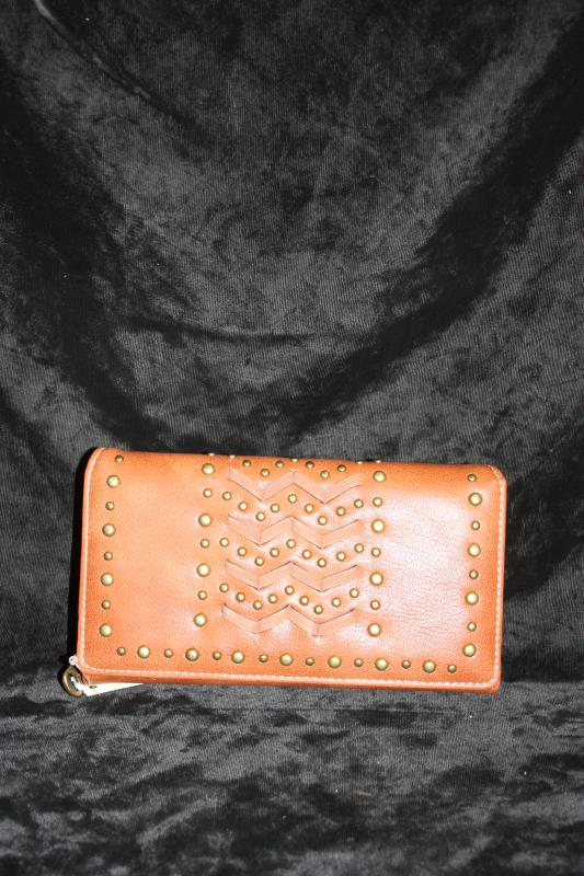 MW Wallet - Brown Laced
