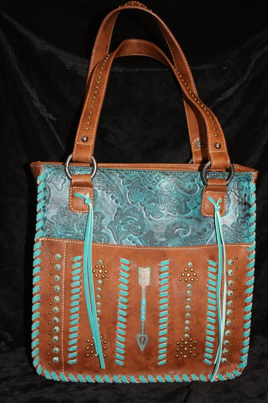 Montana West Handbag - Arrow