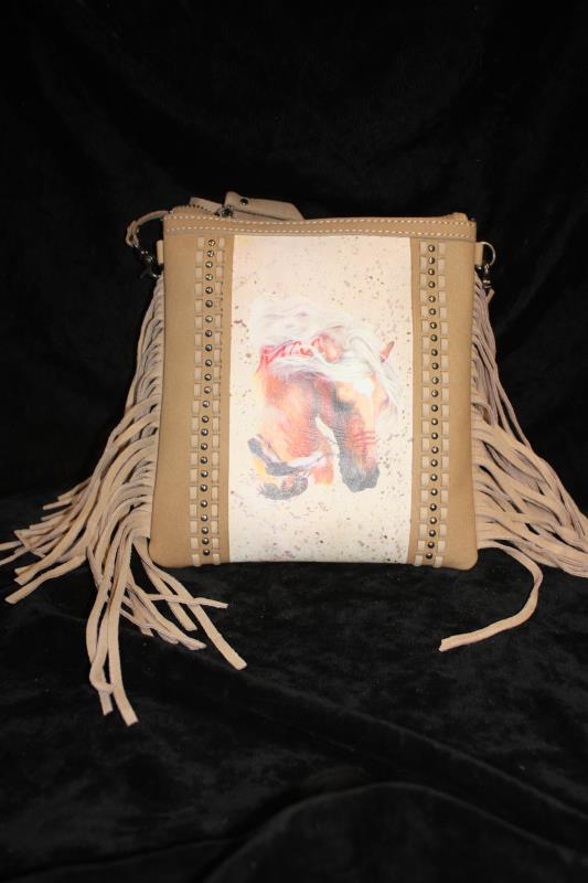 MW Rodeo Collection Crossbody - Horse