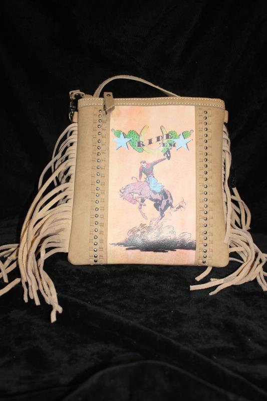 MW Rodeo Collection Crossbody - Ride 'Em