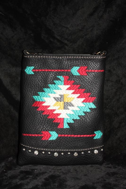 American Bling Crossbody -  Aztec