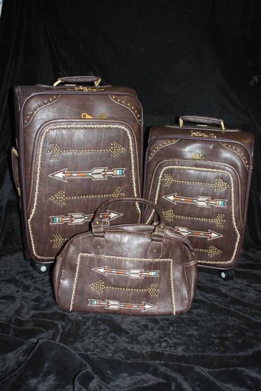 Montana West Luggage Set