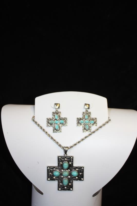 CS - Pendant and Earring Sets