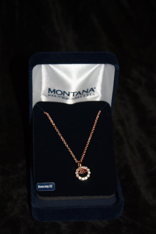 Montana Silversmiths - Necklace - Halo