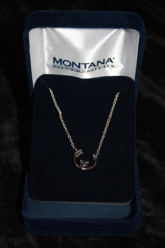 Montana Silversmiths - Necklace - Arrow