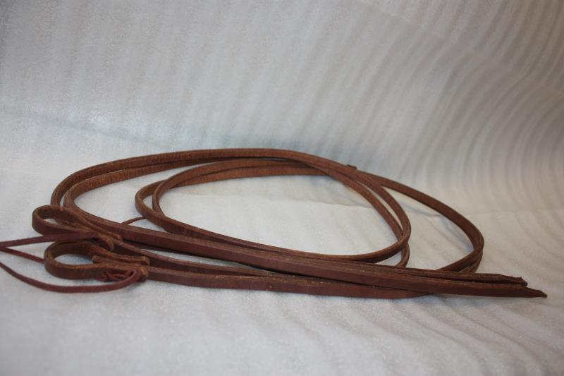 """1/2"""" Herman Oak Leather Split Reins"""