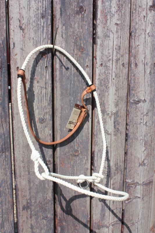 Halter - Lariat Rope/Training