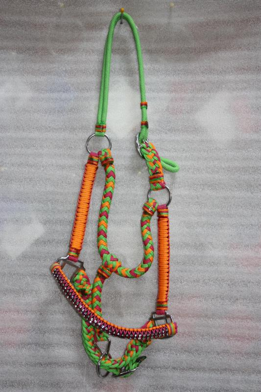 Tough 1 Braided Cord with Crystal Accents