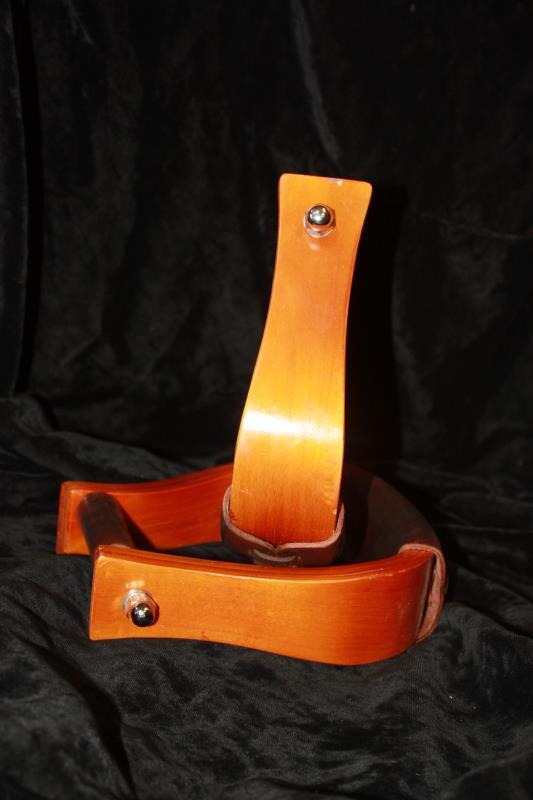 """2"""" Wooden Stirrups"""