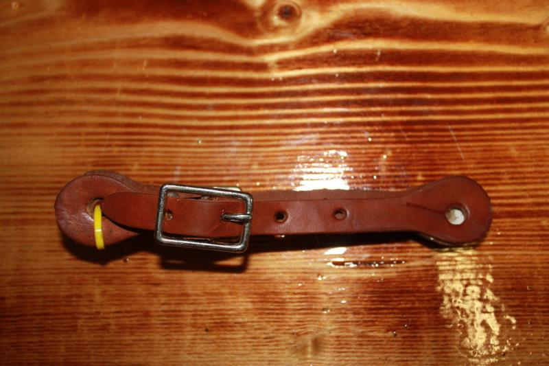 Image #0 (Youth Spur Straps)