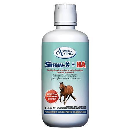 Omega Alpha Sinew X Plus HA
