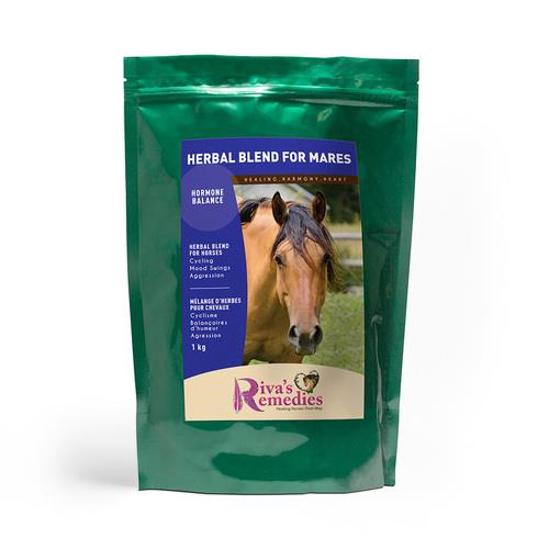 Rivas Remedies Herbal Blend For Mares