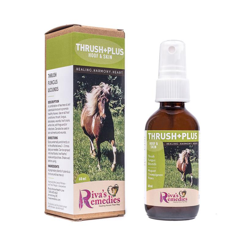 Rivas Remedies Thrush+Plus